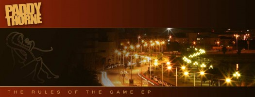 The Rules of the Game EP cover artwork